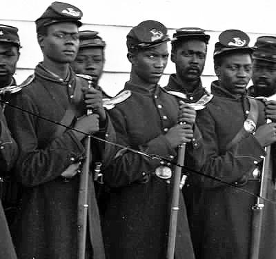 Memorial Day Black Soldiers