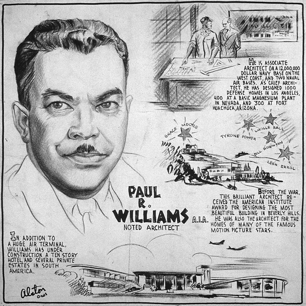 Paul R. Williams Poster
