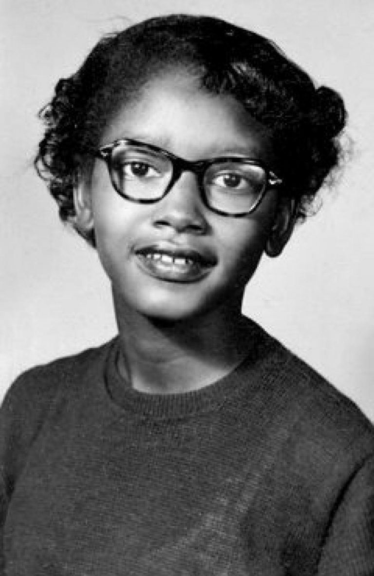Claudette Colvin Refused to Give Up Her Seat on the Bus before Rosa Parks