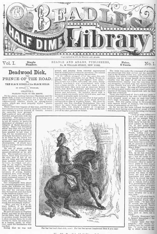 Nat Love, Deadwood newspaper article