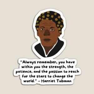 Harriet Tubman Sticker