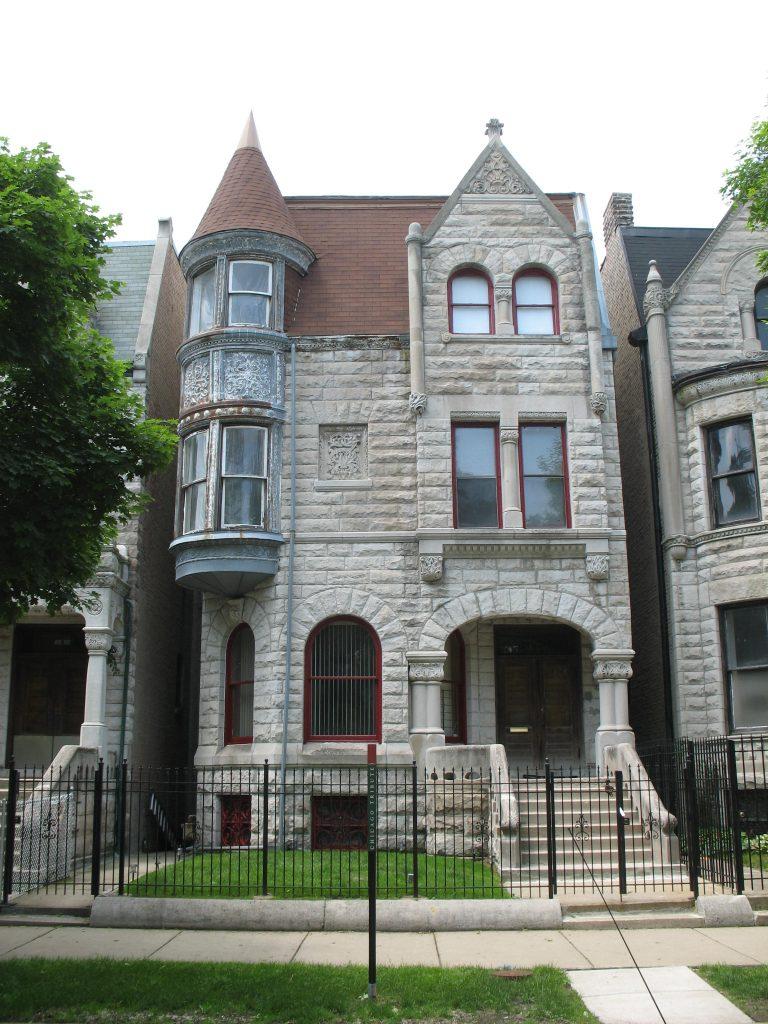 Ida B. Wells Chicago home