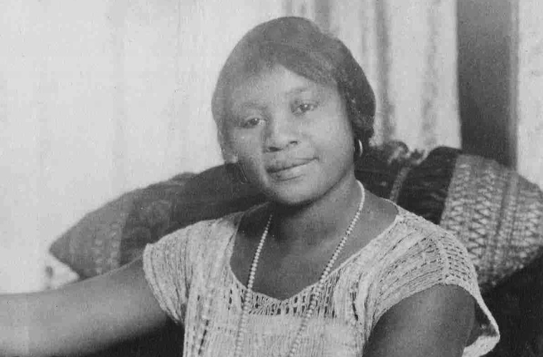 """Sarah Rector: The """"Richest Colored Girl in the World."""""""